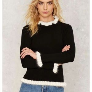 Endless Rose Multi Color Sweater